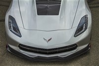 Chevrolet Stingray C7 Front Splitter