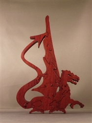 Tall Dragon Puzzle