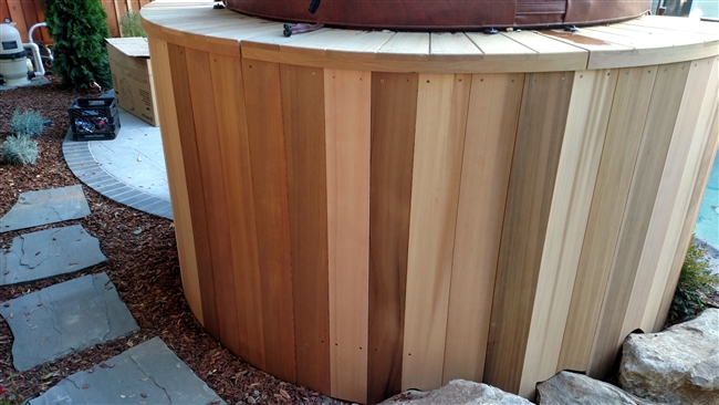 Teak Cladding Packages