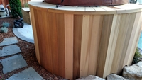 Western Red Cedar Cladding Packages