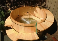 Alaskan Yellow Cedar Rim Decks