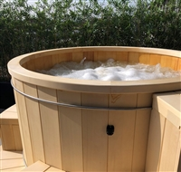 Stainless Steel Hot Tub Bands