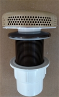 Hydro Air Suction Assembly
