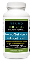 NeuroNutrients without Iron (120 Capsules)