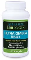 Ultra Omega 550+ (100 Softgels)