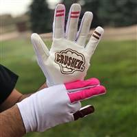 White Shocker Gloves
