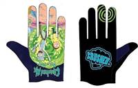 Rick And Morty Crushed Gloves PRE-ORDER