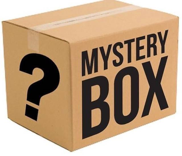 XX-LARGE Mystery Box
