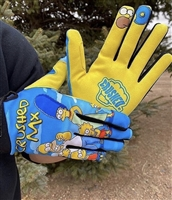 Homers Family Crushed Gloves