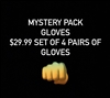 Pack Of 4 Mystery Gloves PRE-ORDER ONLY