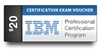 IBM 20 Dollar Voucher