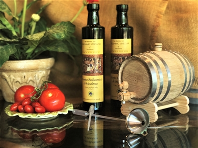 Age-Your-Own Balsamic Set