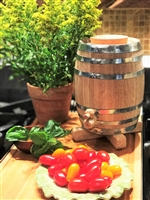 2L Oak Vinegar Barrel - Un-Toasted