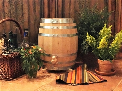 20L Oak Vinegar Barrel - Toasted