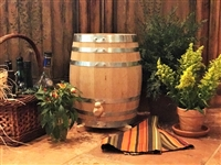20L Oak Vinegar Barrel - Un-Toasted