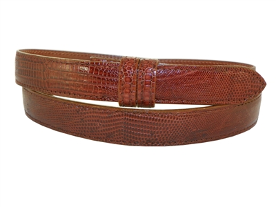"1""  Lizard Strap for Slide Buckle - Select this width for current Tiffany buckles"