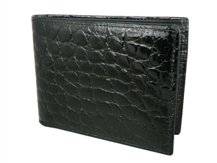 Alligator Slim-Fold Wallet