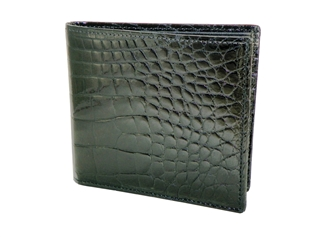 Alligator Billfold Wallet