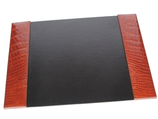 Alligator Desk Pad - Traditional Small 20x15
