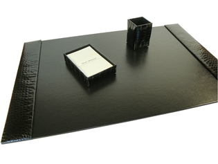 Alligator 3-Piece Desk Set