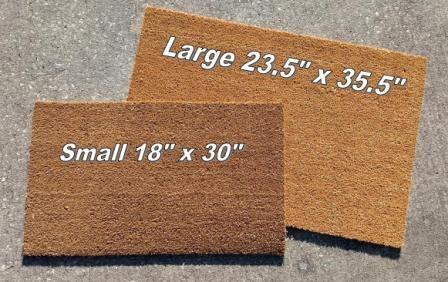 front door matShut the Front Door Custom Doormat by Killer Doormats