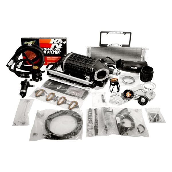 Supercharger Kits For Pontiac 455: Chevrolet GMC SUV 4.8L 5.3L 6.0L V8 Radix Supercharger System