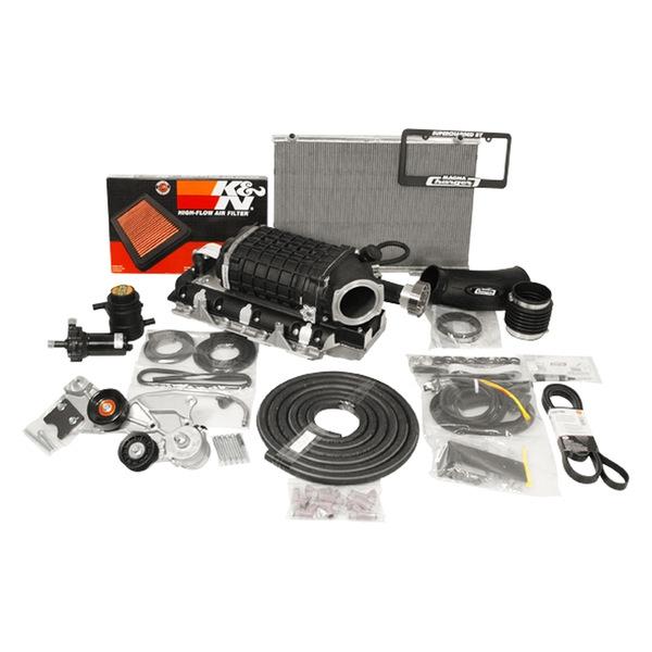Chevrolet Silverado, GMC Sierra 1500 6 0L 6 2L V8 Radix Supercharger System