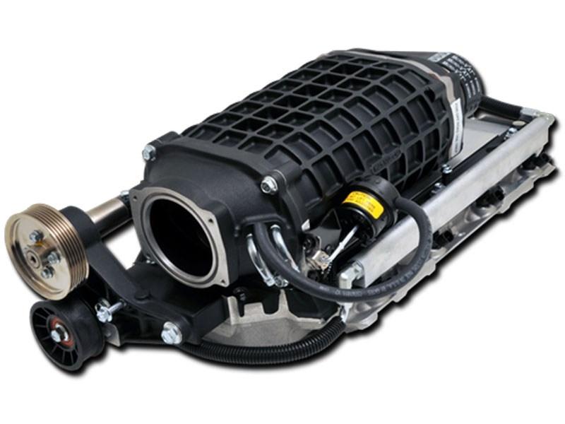 Pontiac Gto Ls1 5 7l V8 Supercharger System No Calibration