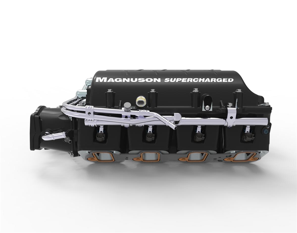 Chevrolet Camaro ZL1 / Cadillac CTS-V LSA 6 2L V8 Heartbeat Supercharger  System (No Tune)