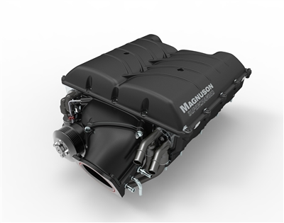 Chevrolet Camaro SS LT1 6.2L V8 Heartbeat Supercharger System