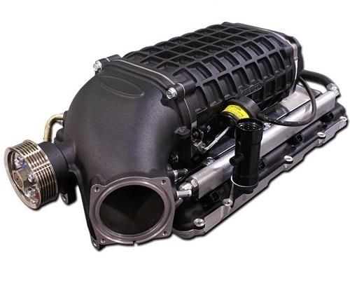 Dodge Challenger SRT8 6.4L V8 HEMI Supercharger System (No ...