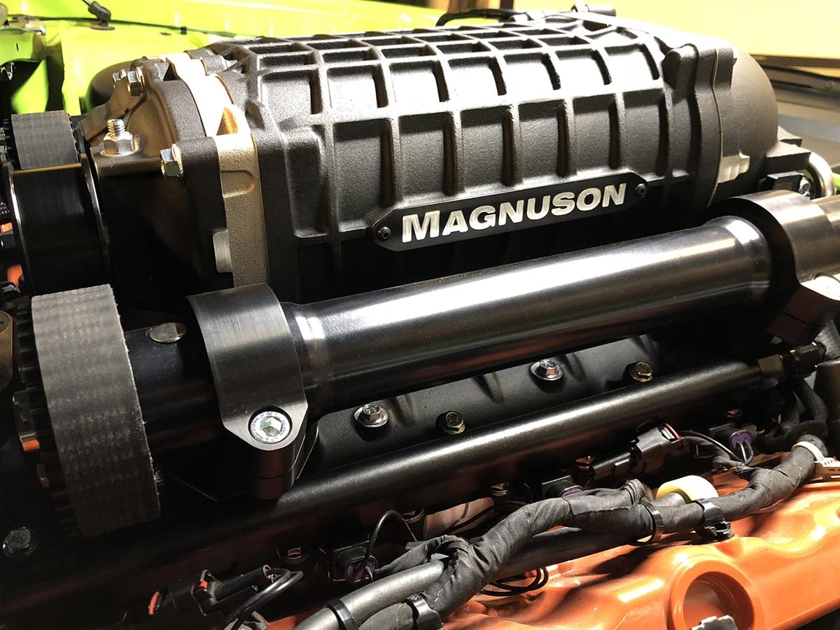 Dodge Hellcat TVS2650R 6 2L V8 HEMI Supercharger System