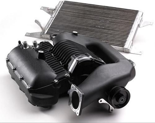 Toyota Fj Cruiser 1gr Fe 4 0l V6 Supercharger System