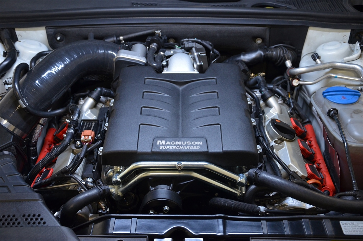 Audi 3 0t Fsi V6 Tvs1740 Supercharger System