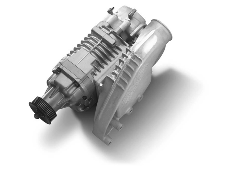 Toyota 1FZ-FE 4 5L I6 Supercharger System