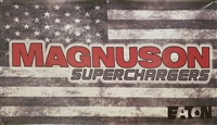 Magnuson Shop Banner- Large 7' x 4'