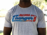 Retro Magna Charger T-shirt