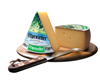 Swiss Cheese of the Month Club, Artisan Cheeses hand made by Swiss Cheese Masters, 3 Unique Swiss Cheeses every month, Average Total Weight of cheese per shipment one and half a pound, Free Shipping, Sbrinz; Berner Hobelkäse; Berner Alpkäse; Emmentaler
