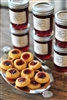 Hot Pepper Jelly with Raspberries
