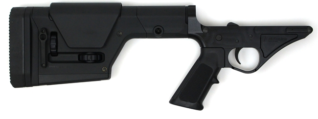 Complete Lower Assembly