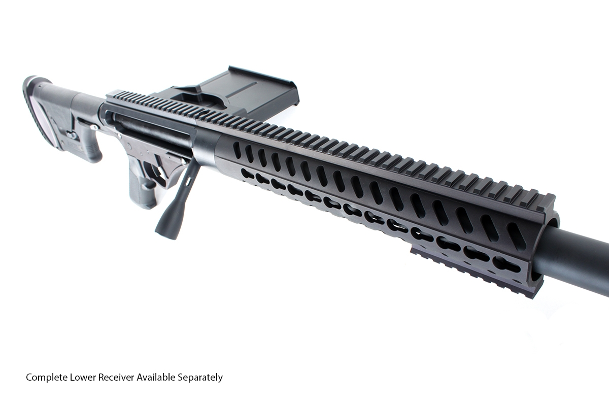 Mccutchen Firearms Mf 50m 5 Round Mag Fed Bolt Action 50 Bmg Upper Receiver For Ar 15 Rifles