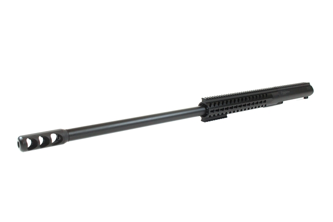 McCutchen Firearms MF-50S Single-Shot .50 BMG Upper Receiver for AR-15 Rifles