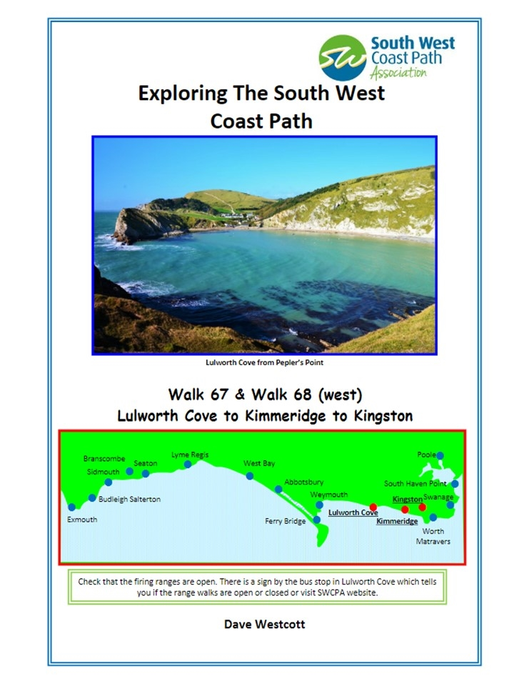 Dorset Walking Guides