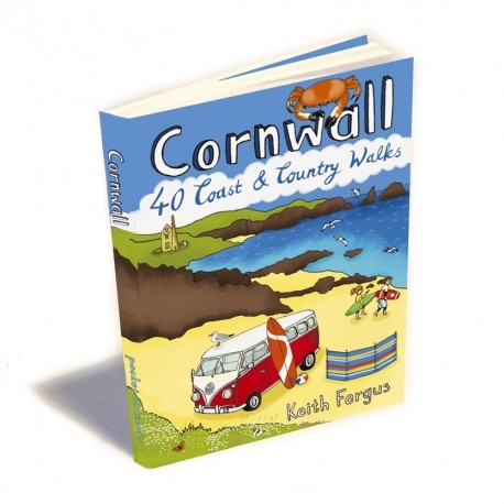 CORNWALL Coast & Country Walks