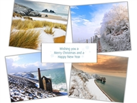Photographic Christmas Cards - Pack of 8