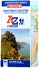 A-Z Adventure Map - North Devon & Somerset