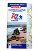A-Z Adventure Map - North Cornwall