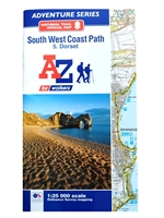 A-Z Adventure Map - Dorset