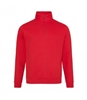 Zip Neck Sweatshirt - NEW