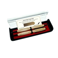 Wood Pen & Pencil Set